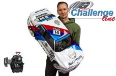 FG Challenge Line BMW M3 E30 with 23 cm³ FG engine