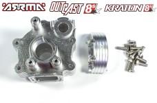 AKX038 GPM Mittelgetriebegehäuse für Arrma Kraton
