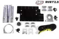 TT1024 Top Tuning Elektroumbausatz für Losi 5iveT 2.0