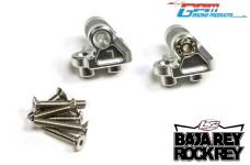 SB008 GPM Aluminum upper trailing arm mounts for Losi Super