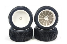 y1189 Stadium wheels on disc rim, 2 pairs