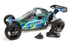 500304030 Carson 1:5 Dirt Attack GP 2.0, 30 ccm Motor, 2.4 GHz 4WD, RTR