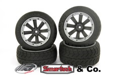 y1400/01 MadMax TARMAC BUSTER 170x80/x60 tires for FG/Smarte
