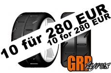 GWH02 GRP 1:5 Revo Reifen Angebot 10er Set