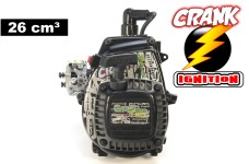 y1602 SPEED TEC CRANK Team-Edition Zenoah G260 Tuning Motor