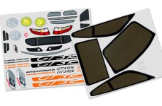 5175/01 FG Vehicle decals Porsche GT3 RSR