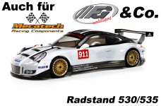 y1518 Porsche 911 Karosserie, Radstand 530 mm, fertig lackie