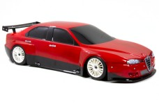 8075/1 FG Body set Alfa Romeo 156 WTCC, 1,5 mm clear