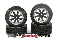 y1403/01 MadMax OVER LANDER 170x80/x60 tires for FG/Smartech