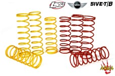 AREA-5T-025 Stiffer shock springs Losi 5ive-T/B and Mini