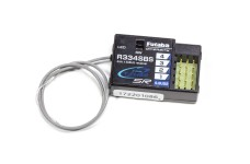 R334SBS Futaba Empfänger 2.4 GHz T-FHSS SR
