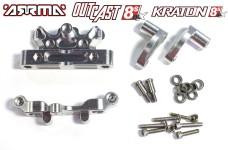 AKX048 GPM Lenkeinheit für Arrma Kraton / Outcast 8S