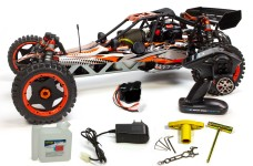 500304032 Carson 1:5 Wild GP Attack 2.4G RTR, 29 cm³ Mo