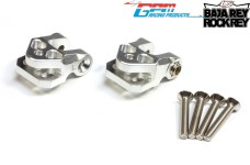 SB009 GPM aluminum lower trailing arm mounts for Losi Super