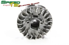 ST0010 SPEED TEC weight-reduced balanced tuning flywheel