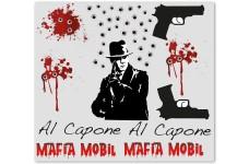 y3011 Team-Dekorbogen Mafia Mobile