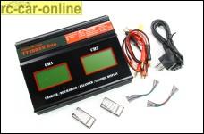 y1490 Ladegerät TT100AC Duo Touch Screen 2x100W