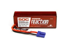 DYNB3811EC Dynamite Reaction 3S (11.1V) 5000mAh (50C) LiPo i
