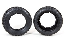LOSB 7240 Nomad Tire front/rear Set, Firm (1ea. L/R) 5T