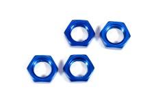 500908047 Carson Radmuttern M12x1,25 Aluminium blau
