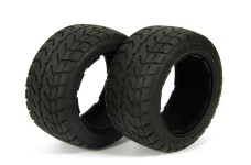 y1410/02 MadMax TARMAC BUSTER one pair rear wheels 80 mm