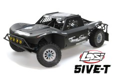 y1453 Elastoplastic Losi 5ive-T body shell, choice of colors