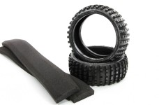 60215 FG Tire Off-Road Buggy M with inserts, front