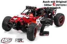 LOS05010 Losi K&N DBXL - RTR 1:5er 4WD