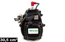 y0797 SPEED TEC EXPERT Zenoah 30,5 cm³ tuning engine