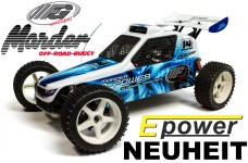 6000E FG Marder E mit Brushless Motor und Brushless Regler 1