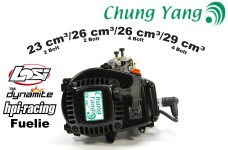 Original Chung Yang-engine to choose with carburetor and spa