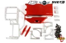 AREA-5T-012 RC-Platte/Einbauset V3 für Losi 5ive-T und