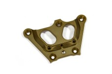 TLR351001 TLR Front top Chassis brace alloy, 5ive-B, 5ive-T