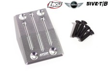 AT-5T006 ATOP Aluminum front skid plate Losi 5ive-T/B and Mi