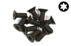 6922/12 FG Countersunk head screw Torx M5 x 12 mm