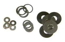 LOS256001 Washer/Shim, Set Losi DBXL+MTXL 1/5 4WD