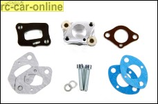 LWR2017 SPEED TEC Racing Isolatorset für alle 1:5/1:6er