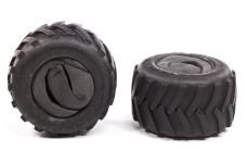 6227/01 FG Monster Truck tires S/ inserts