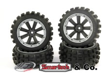 y1401/01 MadMax BIG DIGGER 170x80/x60 tires for FG/Smartech