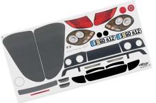 2083/01 FG Team-Dekorbogen Porsche Carrera GT