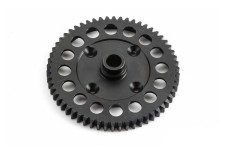 TLR252007 TLR Spur Gear, Center Diff, Light Weight, 58 Teeth