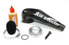 Mielke 5250 Air Booster Kohlefaser Airbox