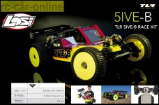 Losi TLR 5ive-B 1:5 4WD Buggy Race Kit