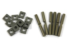 TLR352001 TLR Cross Pins & Support blocks for 5ive-T, TL