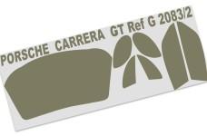 2083/02 FG Scheibenfolie Porsche Carrera GT