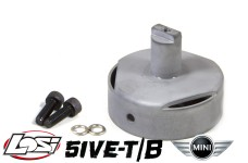 y0726 Gas-nitrided tuning clutch bell for Losi 5ive-T/B and