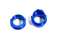 LOSB2544 Losi Alloy Bearing Inserts, Rear Diff, Blue 5ive-T