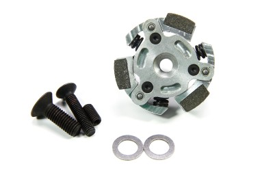 4 Piece Original LAUTERBACHER Carburettor Inlet Gaskets for Zenoah engine g 270