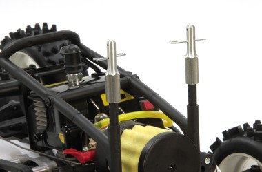 y1452/02 Body mount conversion kit, FG 1/6 scale 2WD Off