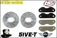 1200315 Mr. Hydes brake for Losi 5ive-T + Mini